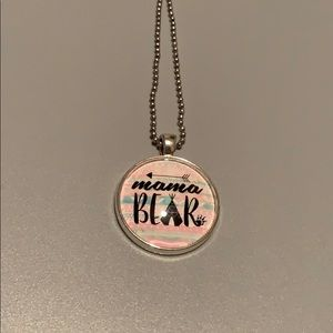 Plunder 'Mama Bear' necklace